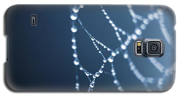 Dew In Blue Galaxy S5 Case