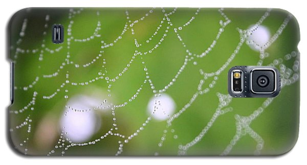 Dew On A Web  Galaxy S5 Case