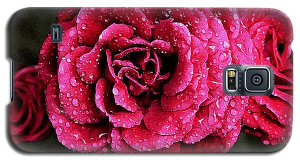 Dew On The Rose Galaxy S5 Case