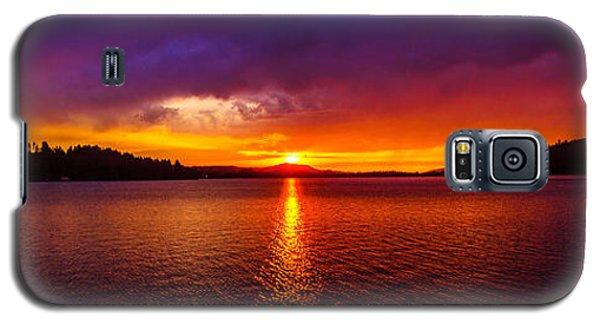 Dexter Lake Oregon Sunset 2 Galaxy S5 Case