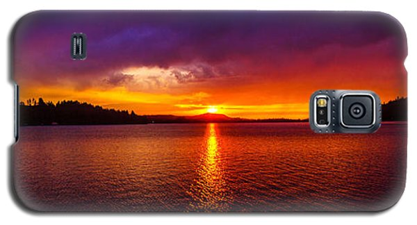 Dexter Lake Oregon Sunset 2 Galaxy S5 Case