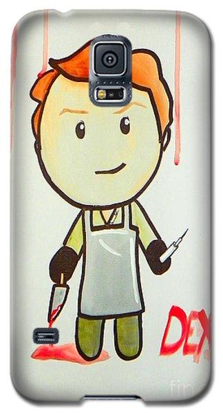 Dexter Galaxy S5 Case