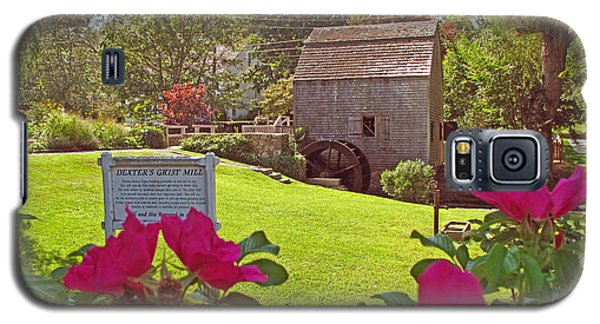 Dexters Grist Mill Two Galaxy S5 Case