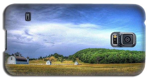 D. H. Day Farm Galaxy S5 Case