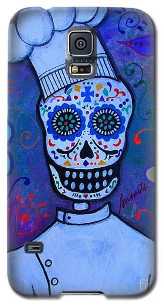 Dia De Los Muertos Cocinero Galaxy S5 Case