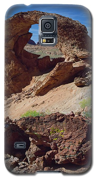 Diagenetic Arch Galaxy S5 Case