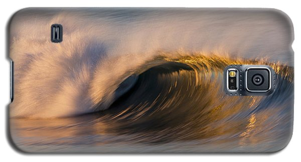 Galaxy S5 Case featuring the photograph Diagonal Blur Wave 73a8081 by David Orias