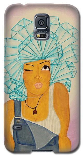 Diamond In The Rough Galaxy S5 Case