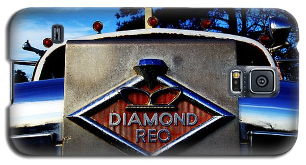 Diamond Reo Hood Ornament Galaxy S5 Case