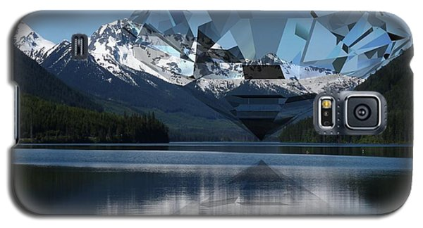 Diamonds Darling Galaxy S5 Case by Ron Davidson