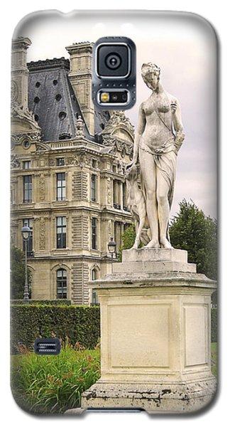 Diana Huntress Tuileries Garden Galaxy S5 Case by Victoria Harrington