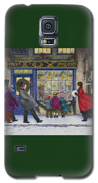 The Toy Shop Galaxy S5 Case