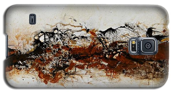 Die Trying1 - Abstract Art Galaxy S5 Case