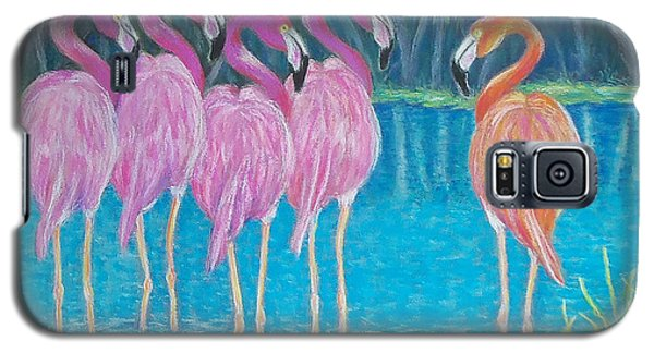 Different But Alike Galaxy S5 Case by Susan DeLain
