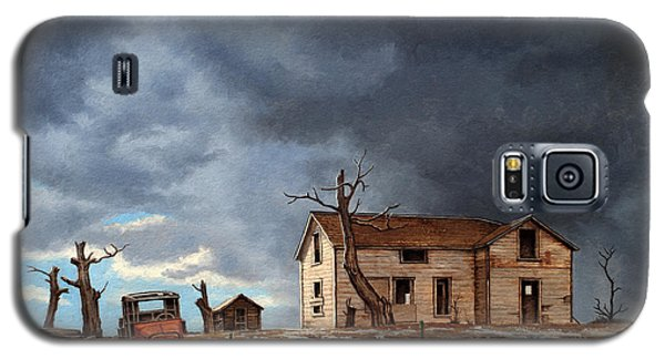 Truck Galaxy S5 Case - Different Day At The Homestead by Paul Krapf