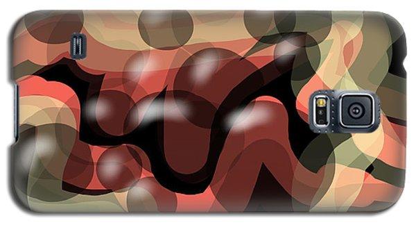 Digital Doodle 6 Galaxy S5 Case
