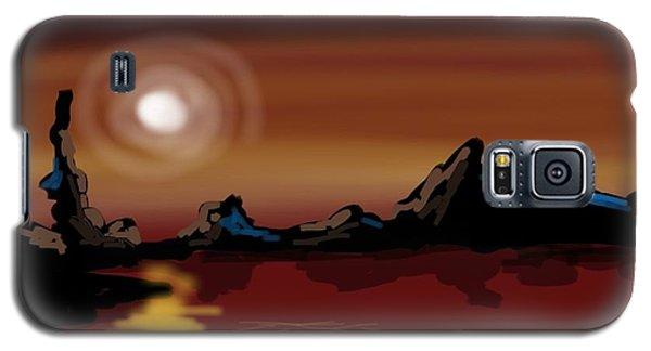 Digital Doodles 1 Galaxy S5 Case