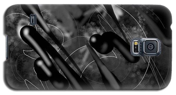 Digital Doodles 2 Galaxy S5 Case