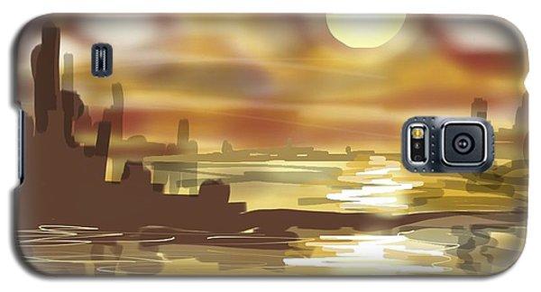 Digital Doodles 3 Galaxy S5 Case