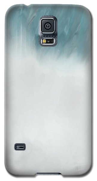 Digital Falls Galaxy S5 Case by Linda Whiteside