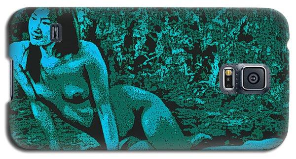Digital Nude Galaxy S5 Case
