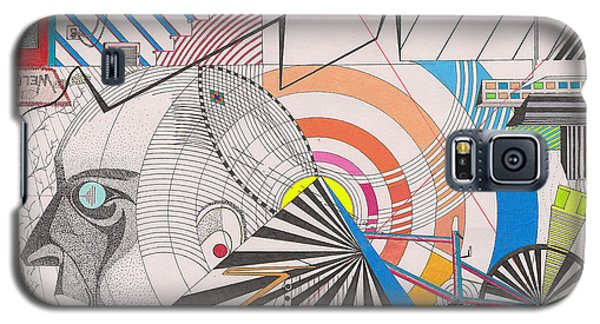 Dimension  Galaxy S5 Case