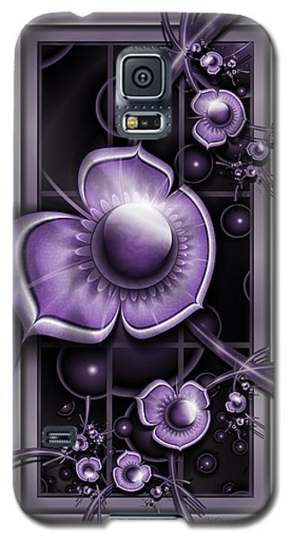 Dimensions Of Purple Galaxy S5 Case