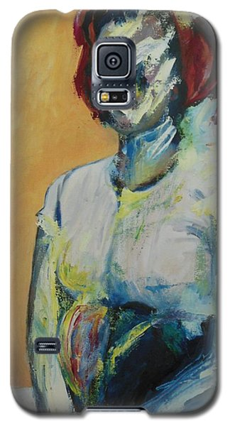 Dinah After The Rape Galaxy S5 Case by Esther Newman-Cohen