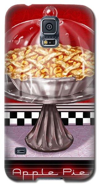 Diner Desserts - Apple Pie Galaxy S5 Case