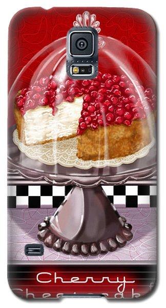 Diner Desserts - Cherry Cheesecake Galaxy S5 Case
