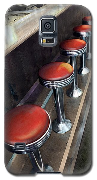 Diner Stools Galaxy S5 Case