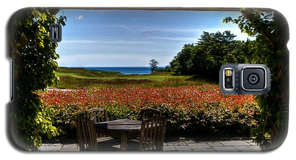 Dinner For Two Galaxy S5 Case by Deborah Klubertanz