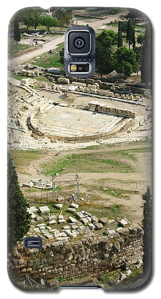 Dionysus Amphitheater Galaxy S5 Case
