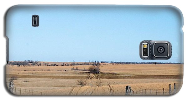 Dirt Road Galaxy S5 Case