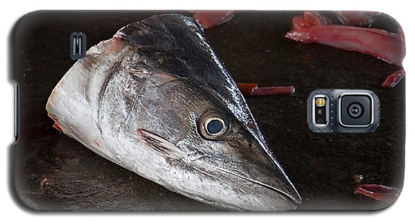 Discarded Fish Head Galaxy S5 Case by Yali Shi