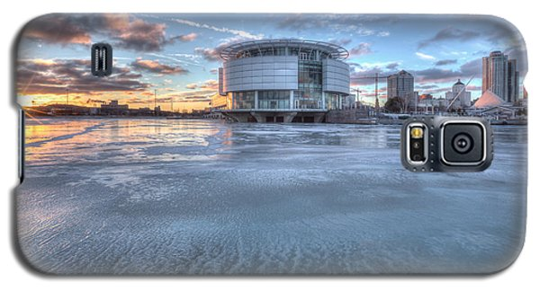 Discovery World On Ice Galaxy S5 Case