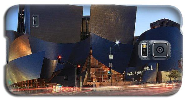 Disney Concert Hall Galaxy S5 Case by Kevin Ashley