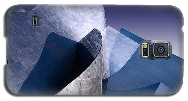 Disney Hall La Galaxy S5 Case