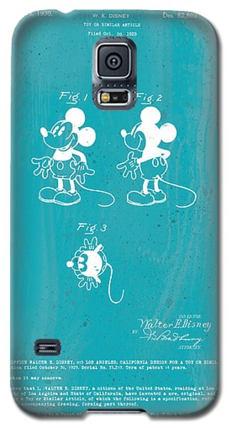 Disney Mickey Mouse Galaxy S5 Case