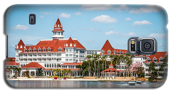 Disney's Grand Floridian Resort And Spa Galaxy S5 Case