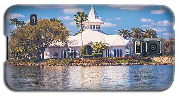 Disney's Wedding Pavilion Galaxy S5 Case
