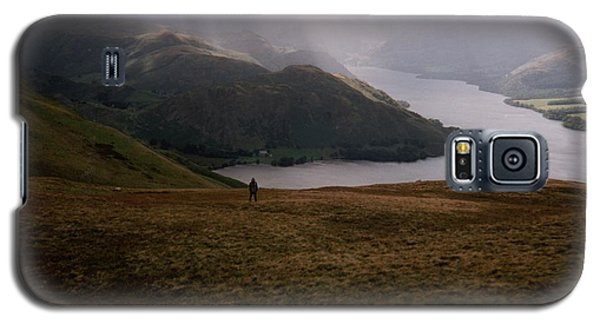 Distant Hills Cumbria Galaxy S5 Case by John Williams