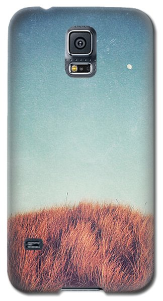 Landscapes Galaxy S5 Case - Distant Moon by Lupen  Grainne