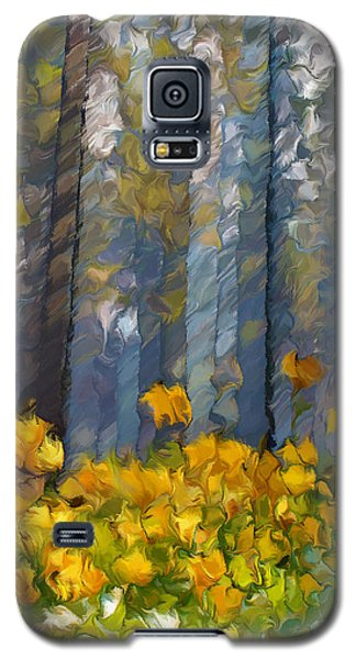 Distorted Dreams By Day Galaxy S5 Case