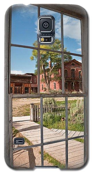 Through The Wavy Glass Galaxy S5 Case