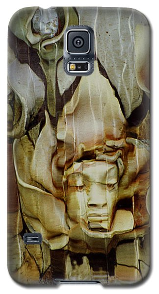 Galaxy S5 Case featuring the photograph Distortion by Penny Lisowski