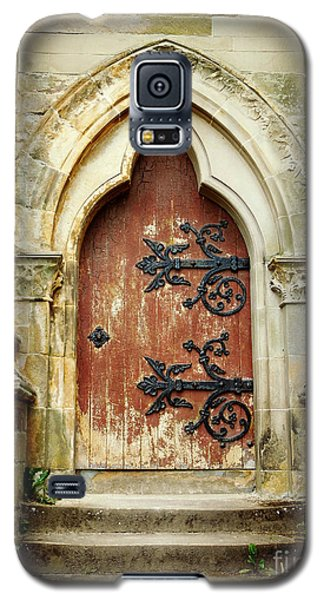 Distressed Door Galaxy S5 Case