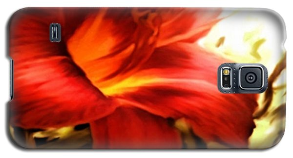 Ditch Flowers Galaxy S5 Case