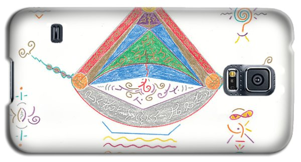 Divine Balance Galaxy S5 Case