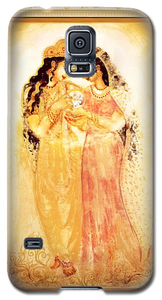 Divine Love Galaxy S5 Case by Ananda Vdovic